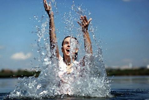 закаливание организма водой