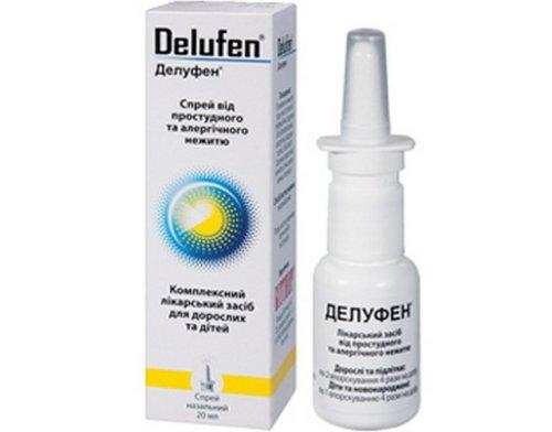 препарат Делуфен