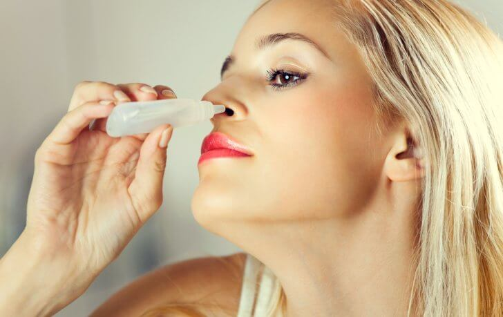 Капли в нос от аллергического насморка. Популярные препараты, капли