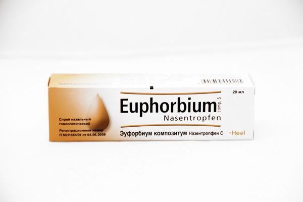 препарат Эуфорбиум Композитум