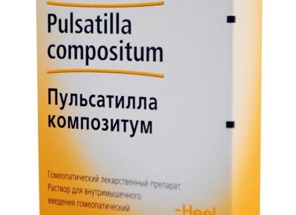 препарат Пульсатилла