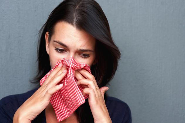 Чем лечить заложенность носа у взрослого