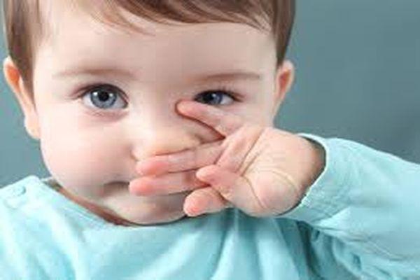 ринит у ребенка