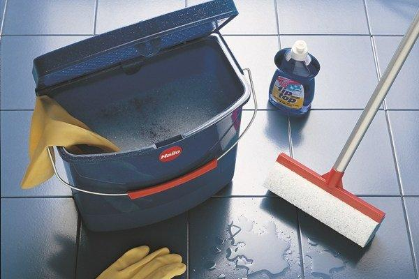 предметы для влажной уборки
