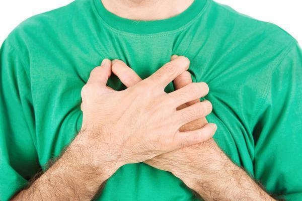 нарушения дыхания у мужчины