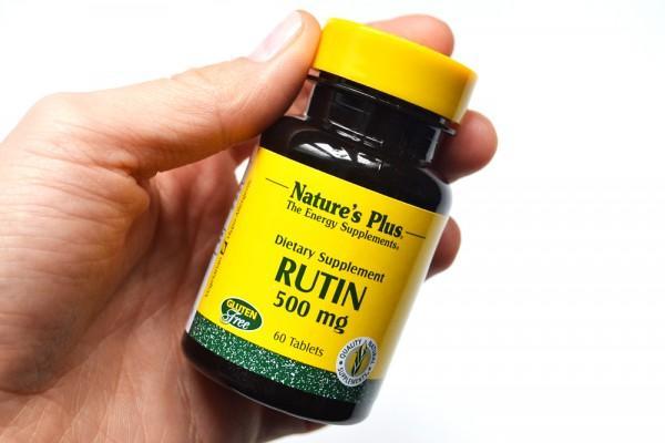 препарат рутин