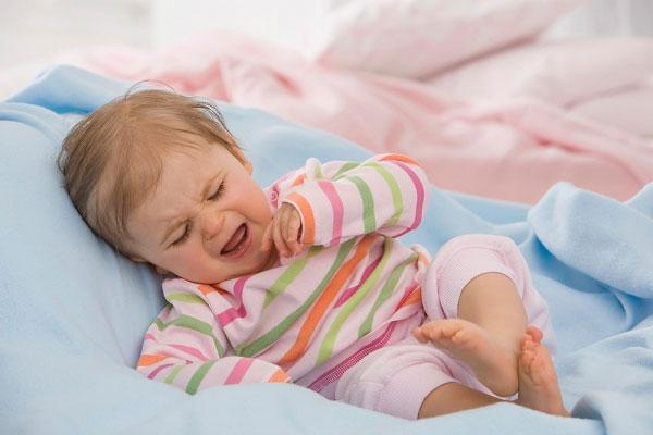 нарушение сна у грудничка