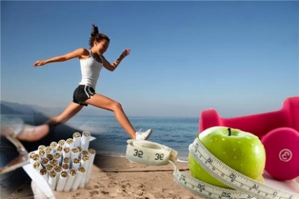 здоровый способ жизни