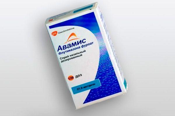 препарат авамис