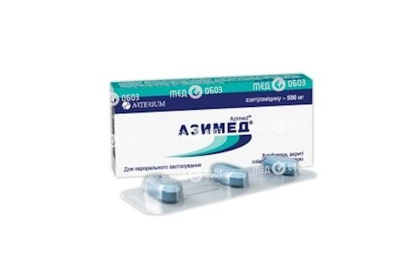 препарат азимед