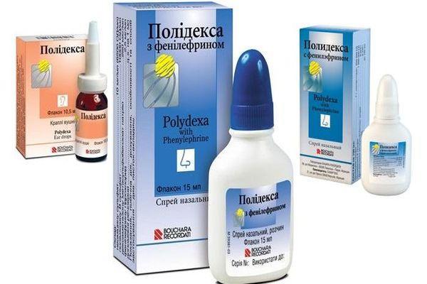препарат полидекса