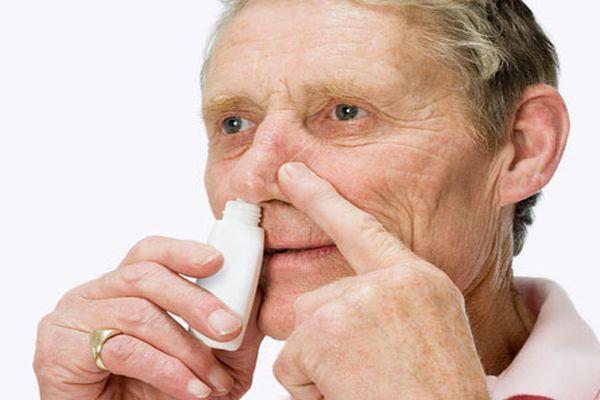 воспаление носа