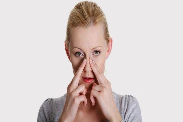нос прогревание