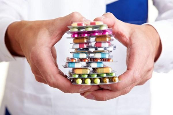 таблетки в урках врача