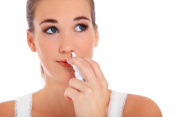 применение спрея в нос