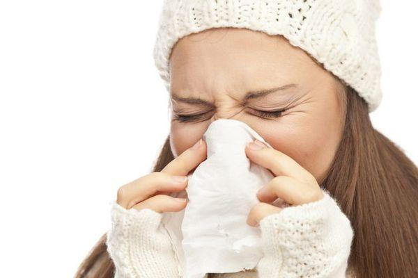 простуда носа
