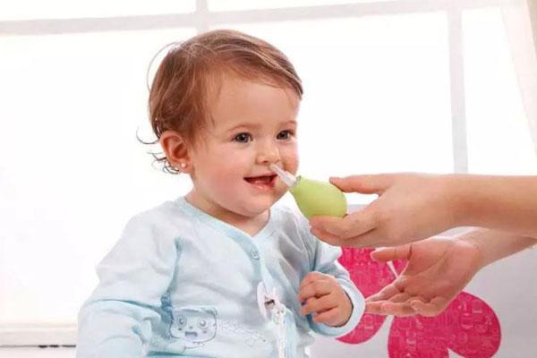 отсасывание сопель ребенку