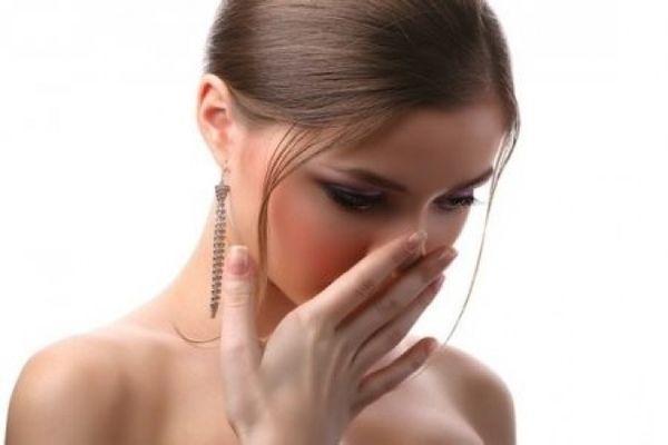 сухость в носу