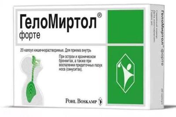 препарат геломиртол
