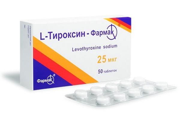 Левотироксин натрия
