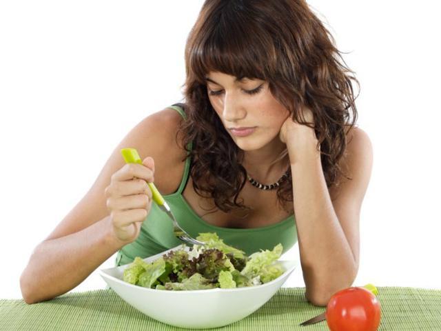 потеря аппетита у женщины