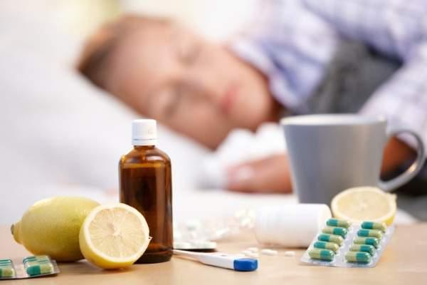 препараты против орви