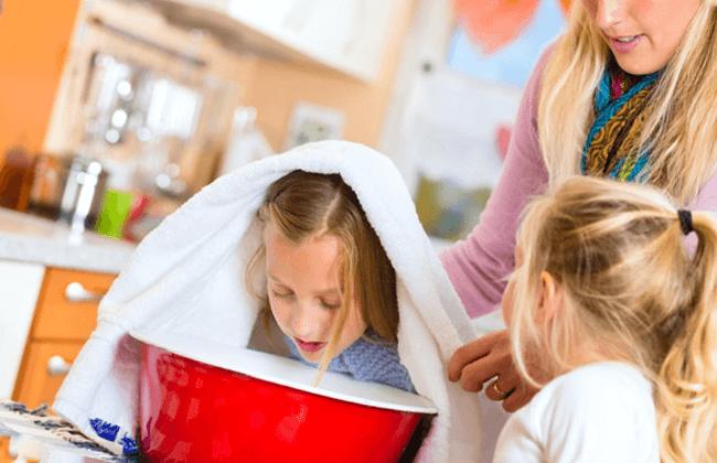 ингаляции ребенку