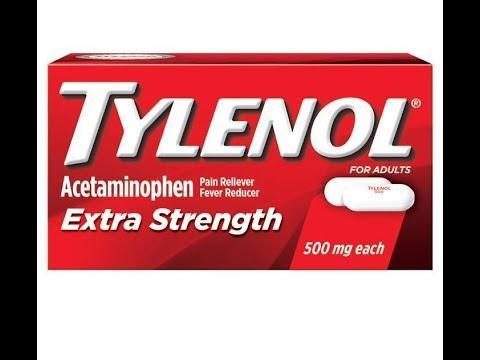 препарат тайленол
