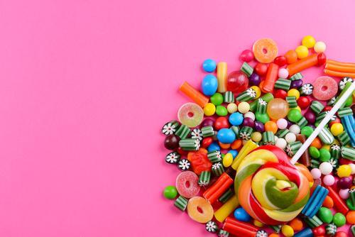 разные сладости