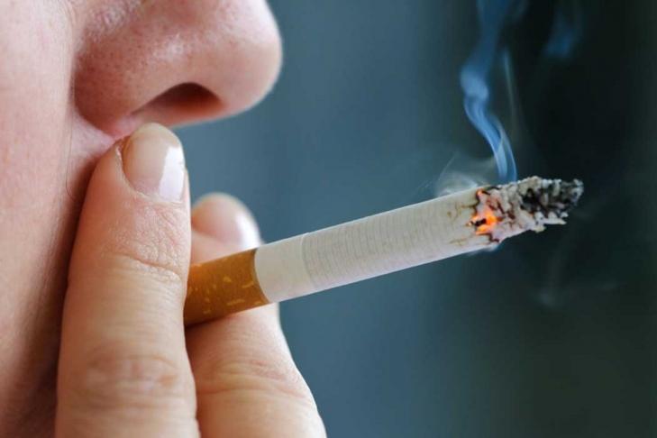 курение сигает