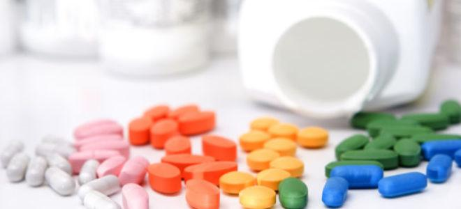 разные препараты