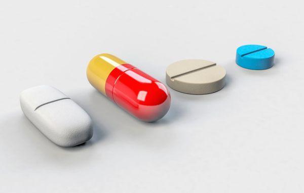 Формы таблеток