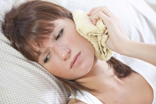 компрессы на горло