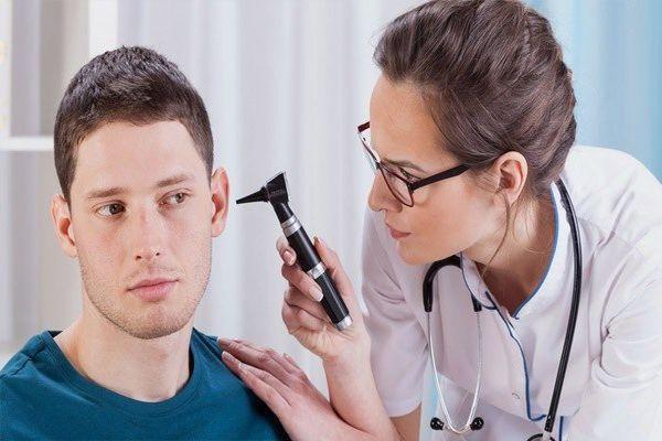 диагностика уха