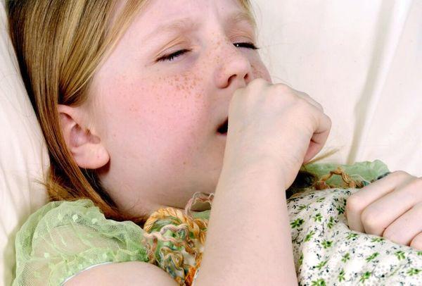 Мокрый кашель при аденоидах
