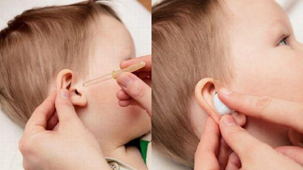 Тампоны в ушах