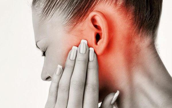 Боль в ушах