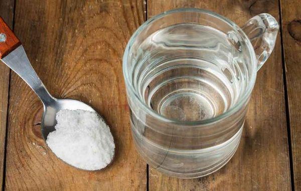 Раствор солевой