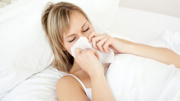 Симптомы острого ранофарингита