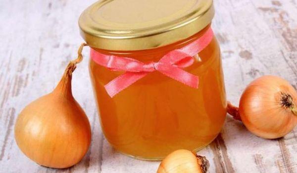 лук и мед