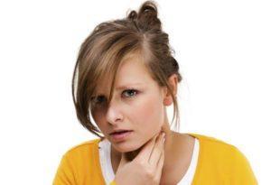 Лечение грибка кандида в горле