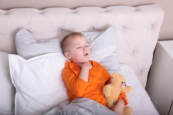 Трахеит симптомы и лечение у ребенка 2 года