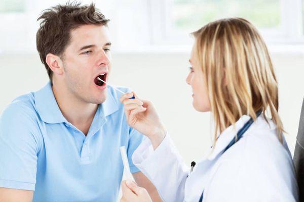 Мазок из горла