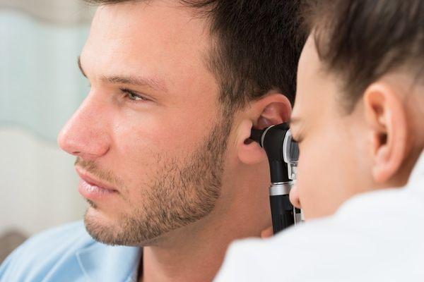 Диагностирование уха