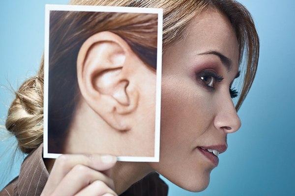 у девушки отосклероз уха