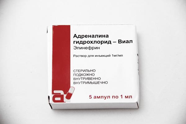 эпинефрин