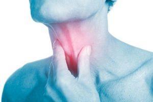 Анализ из горла