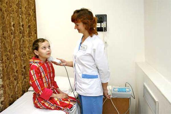 физиотерапия при аденоидах