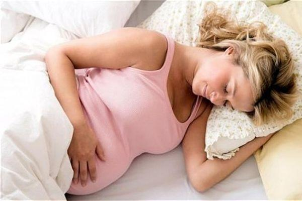 отдых беременной