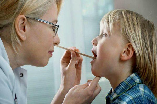 лечение у детей